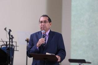 Pr. Josué Martins falou sobre os planos da Associação Norte Pará