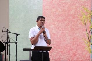 Deputado Estadual, Dr. Jaques Neves, falou sobre as conquistas da Liberdade Religiosa no Estado do Pará.