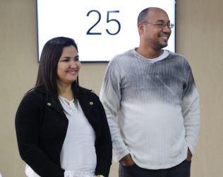 Rafael e Michelle