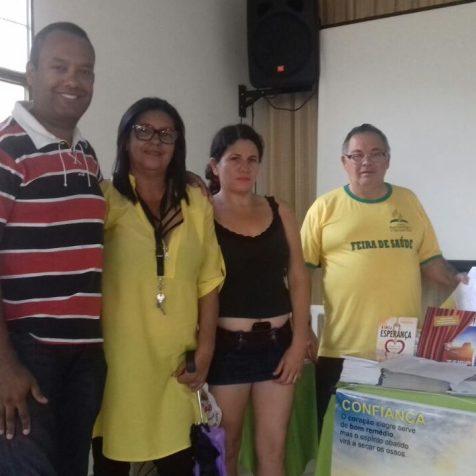 Pastor Fabrício de Oliveira falou sobre a importância da confiança em Deus para a saúde mental.