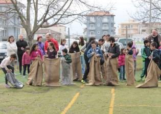Exemplo de ação do projeto Messy church realizado na Grécia. (Foto: Divisão Transeuropeia)