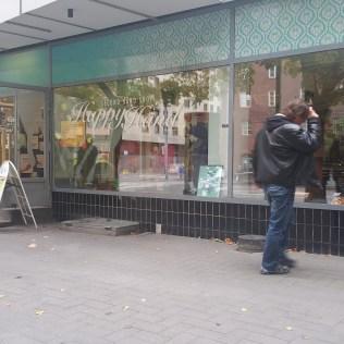 Ação social realizada por adventistas em Helsinque, capital da Finlândia. (Foto: Divisão Transeuropeia)