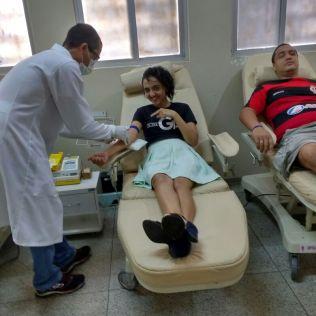 """Jovens de Araguaína também participaram da campanha """""""
