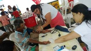 Feira de Saúde em Buerarema