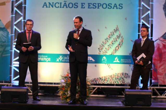 Evento ressaltou a importância do trabalho de discipulado e o envolvimento dos líderes na Semana do Calvário