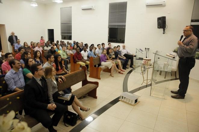 Semana Santa na Igreja do Jardim Olímpico