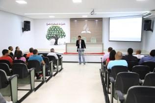Deputado estadual Jaques Neves falou sobre as ações políticas em favor da liberdade religiosa