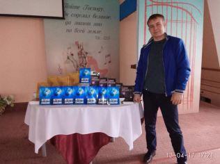 No Cazaquistão, livro missionário também fez a diferença.