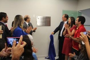 Inauguração do auditório Novo Tempo