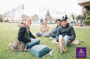 Campus da UAP, em Libertador San Martín, reuniu jovens missionários de vários países. Foto: UAP