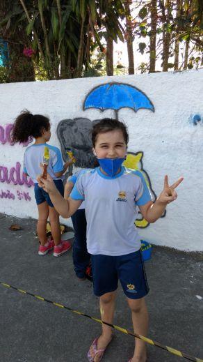 Mariê Ocubo, 8 anos