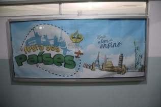 Festa dos Países foi promovida pelo Colégio Adventista de Itabuna