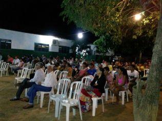 Ao longo da Semana Santa os convidados participaram de programas especiais na Escola Municipal Enéas Fernandes de Carvalho.