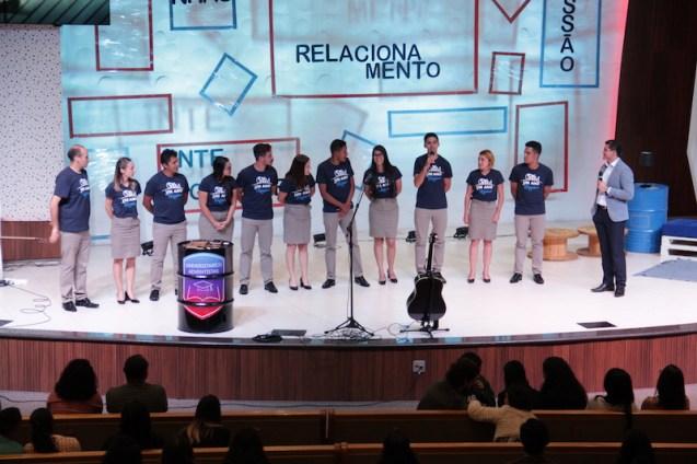 Grupo de Um Ano e Missão APL
