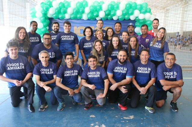 Diretores, equipe de apoio e professores da Rede de Educação Adventista de Mato Grosso