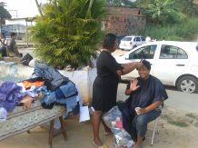 Ação Social em Santa Marta, Belford Roxo.