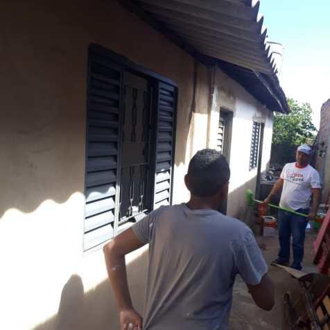 Voluntários se empenham para realizar sonho antigo de uma adventista