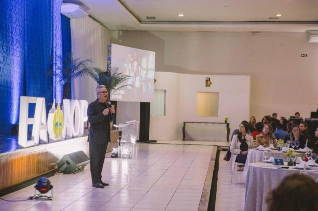Além de apresentar metas, o evento motivou os servidores a cumprir a missão de educar e salvar.
