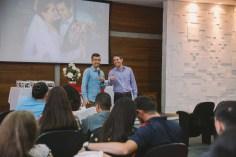 25 casais participaram do curso, que é pré requisito obrigatório para casamentos de membros da Igreja Adventista.