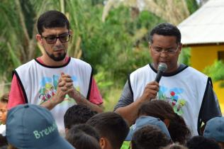 Projeto Pequeno Cidadão Foto: Nilton Silva