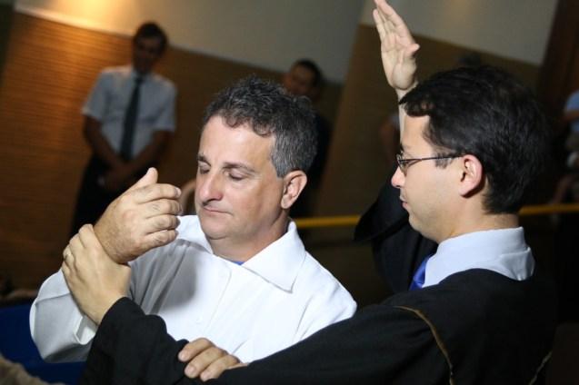 Márcio de Souza pediu uma resposta de Deus