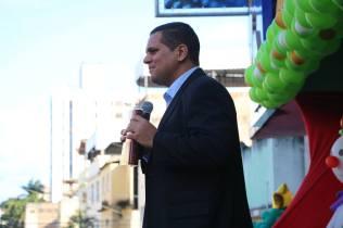 Mensagem sobre a essência do Natal foi falada pelo pastor Murilo Andrade