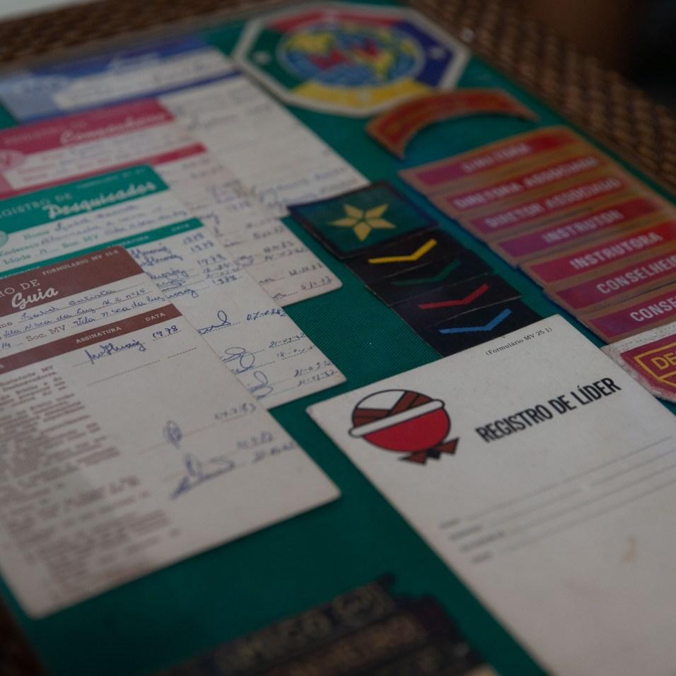 Acervo conta com 50 mil itens de 56 países (Foto: Gustavo Leighton)