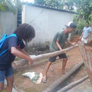Missão Calebe em Carrancas/MG