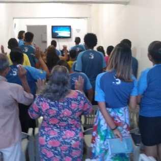 Missão Calebe em Chácara/MG