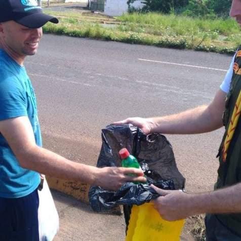 Sensibilização e respeito ao meio-ambiente é pauta para os adventistas de Uberlândia (Foto: Marcelo Silva)