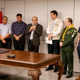 Vereador João Martins de Souza fala sobre a autoria do projeto