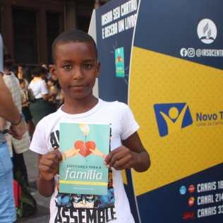 700 mil revistas com conteúdo na linguagem infantil serão entregues