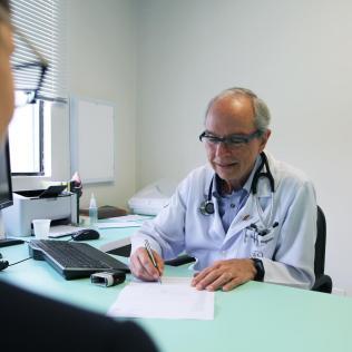 Atendimento médico