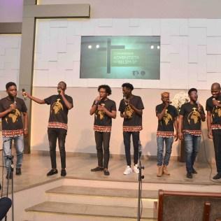 Programa foi recheado de músicas (Imagem: Renan Lima)
