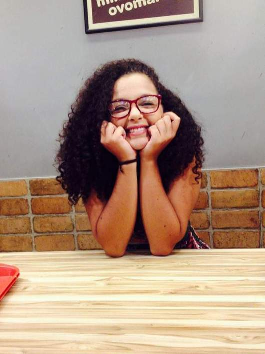 Jaqualine Araújo, estudante universitária de psicologia.