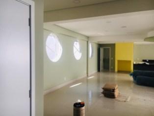 Detalhes nas paredes (Foto: Renata Paes)
