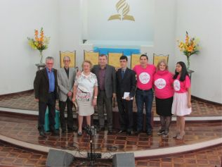 Igreja Adventista de Lages foi iniciada com uma Escola Sabatina em 1949 na cidade
