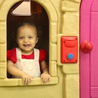 Pais podem confiar o conforto e segurança os filhos na EAP. (Foto: Renata Paes)