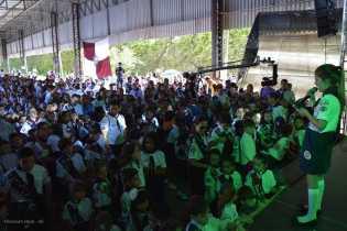 Foram 1.800 participantes fazendo desta XIV edição umas das maiores que já aconteceram no território da Associação Catarinense
