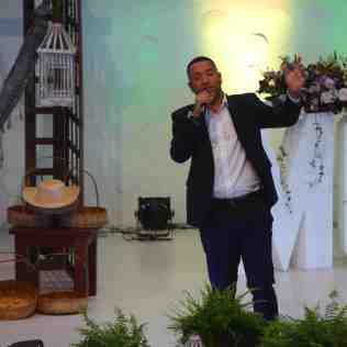 Evento teve a participação musical do cantor Danilo Melo (Foto: Comunicação APL)