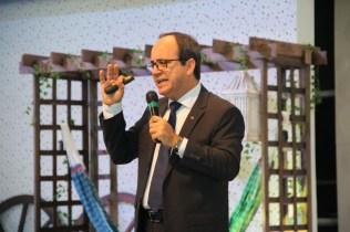 Pastor Edimilson Lima, líder do Ministério Pessoal da União Central Brasileira, descreveu a solidariedade no antigo testamento (Foto: Acervo APL)