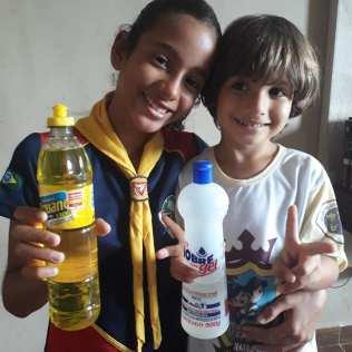 #desbravadorescontraocoronavirus