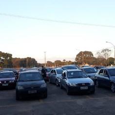 Culto drive in Senador Canedo-06