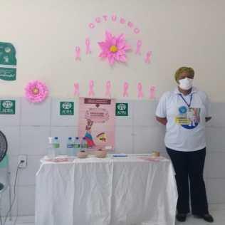 Profissionais da Secretaria de Saúde de Salvador disponibilizaram material de apoio (Foto: Divulgação)