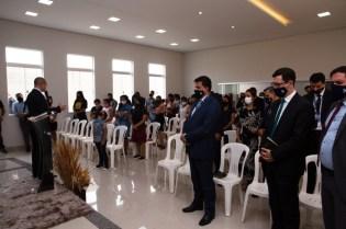 Inauguração Igreja do Lago Sul