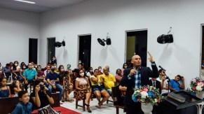 Semana Esperança Viva na Igreja Central de Araguaína