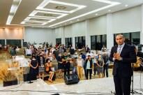 Semana Esperança Viva na Igreja Central de Palmas