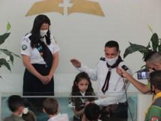 Batismo Isabela