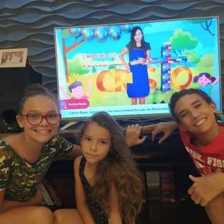 Semana Santa Kids no Rio