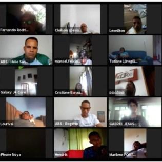 Cerca de 500 pessoas participaram do treinamento para instrutores de Classes Bíblicas. (imagem: reprodução)
